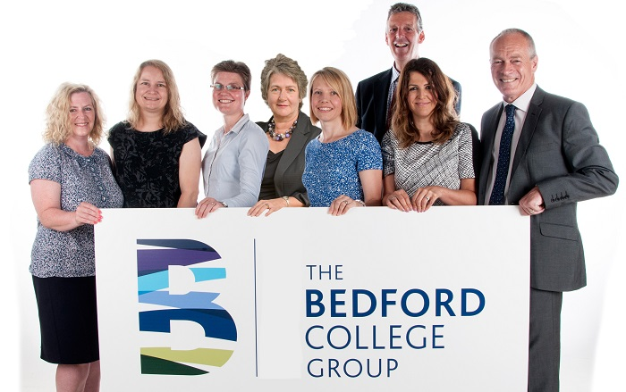Bedford College Group Staff